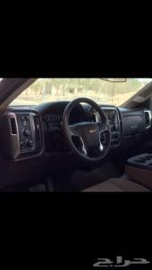 سلفرادو 2014 Z71 غماره دبل