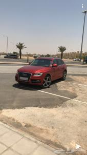 Audi S line Q5