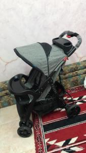 عربية اطفال شبة جديده للبيع ماركة جونيورز