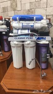اجهزة تحلية المياه المنزلية