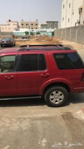 للبيع سيارة فورد اكسبلورر نظيف موديل 2010
