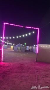 مخيم الوليد متاح بأسعار مغرية في الويكند