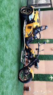 للبيع دراجه المانيه