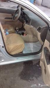 سيارة اكسنت موديل 2010 للبيع ... الدمام