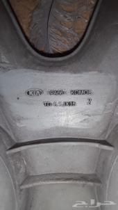 طاسات كيا سيراتو 2013 نظيفة