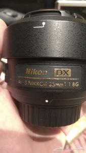 عدسة نيكون AFS NIKKOR 35mm f1.8G