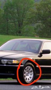 جنط BMW 1995-2001 الفئة السابعة أصلي