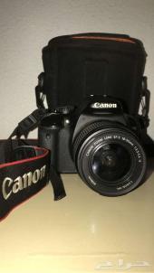 كاميرا كانون D550 وزوم 70-300
