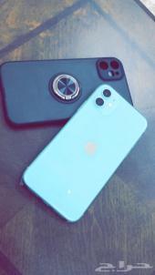 ايفون 11 لون اخضر