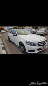 مرسيديس  Mercedes E class  2014  ___ E200