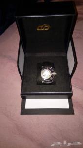 ساعة مونتانا الماس مع عدد2 خاتم الماس