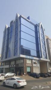 مكتب مؤثث على شارع الامير سلطان