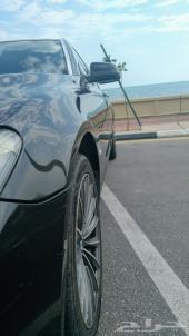 BMW الفئة السابعة 750 2011