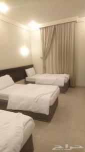 بمكة المكرمة غرف فندقية فاخرة للإيجار الشهري