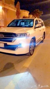 جيب GXR لاندكروزر 2019م  سعودي بنزين للبيع
