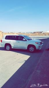 لاندكروزر 2012 سعودي فل كامل