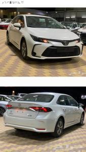 تويوتا كورولا مطور 2020 محرك 1600 سي سي