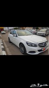 مرسيديس  Mercedes E 200  2014  _ E200
