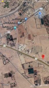 ارض للبيع على طريق صبيا أبو عريش