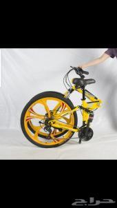 دراجات هوائية متنوعة مع التوصيل