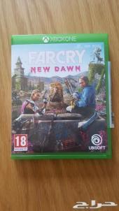 شريط اكس بوكس ون Far cry new dawn