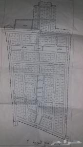 عمارة جديدة للبيع دور شقتين مساحة الأرض 610