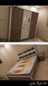 غرف نوم نفرين وطني 1800ريال توصيل وتركيب