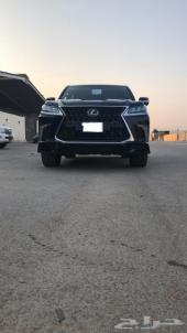 جيب لكزس 2019LX570s فل كامل سعود