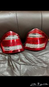 اسطبات خلفية مرسيدس بنز لد GL موديل 2010