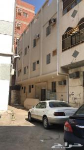 للبيع عمارة سكنية مكونه من 6 شقق بمدينة مكة