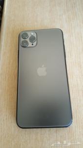 للبيع ايفون 11 برو ماكس ذاكره 64