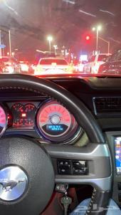 موستنج GT-CS موديل 2011