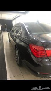 للبيع BMW نظيف الفئه السابعه تم البيع