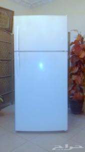 ثلاجة بابين كبيرة 20.2 قدم .. الرياض