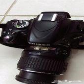 كاميرا نيكون احترافية D5100