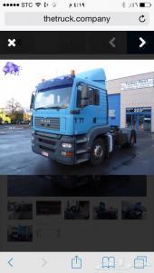 شاحنة مان عدد (2) للبيع