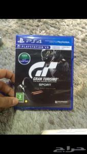 شريط GT Sport سوني 4