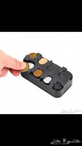 علبة حفظ العملة المعدنية