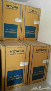 غسالة هيتاشي وسيعة جدا 24 كيلو