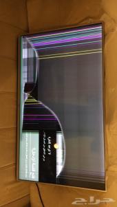 شاشه ال جي LG مكسوره للبيع