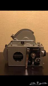 كاميرا سينما cine camera pathe