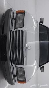 مرسيدس ينز 560 SEL  نظيف جدا للبيع
