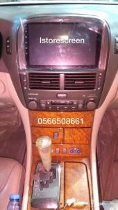 شاشه لكزس Ls430 2001-2006