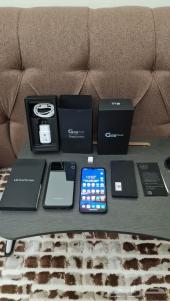 جوال LG G8X قابل للطي