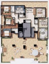 فيلا روف 6 غرف للتمليك