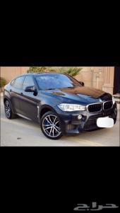 للبيع BMW X6 m power  2015