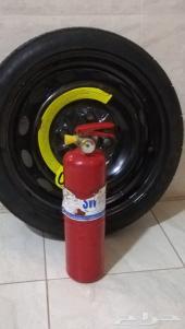 كفر سيارة بيكانتو احتياطي - طفاية حريق سيارة