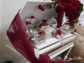 صندوق ملكة شبه جديد للبيع