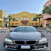 for sale BMW 740 2014