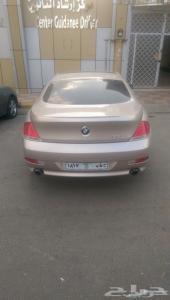 BMW 650i بي أم دبليو 2007